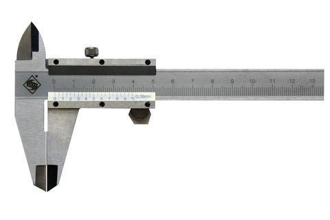 Штангенциркуль с глубиномером 0-150 мм / 0,05 мм