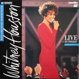Whitney Houston / Live In Concert: Welcome Home Heroes With... (LD)
