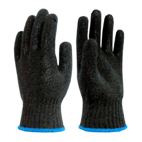 Утепленные двойные рабочие перчатки ПШ