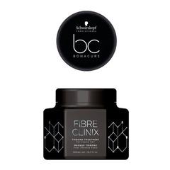 Маска для жестких волос Schwarzkopf BC Bonacure Fibre Clinix Tribond Treatment For Coarse Hair