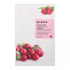 Mizon Joyful Time Essence Mask Acerola - Тканевая маска для лица с ягодами ацеролы