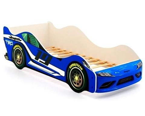 Кровать-машинка СУПРА-3D