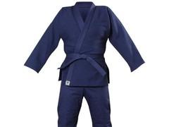 Кимоно дзюдо. Цвет синий. Размер 28-30. Рост 120.