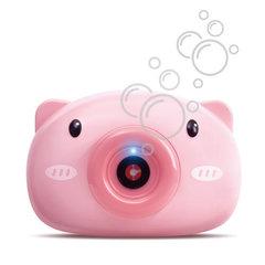 Фотокамера мыльных пузырей Поросенок