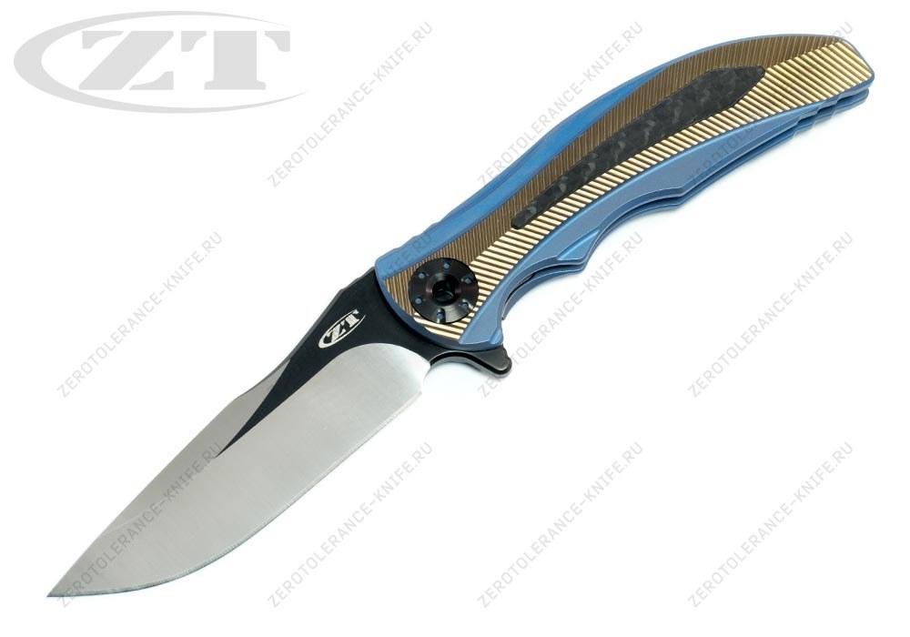 Нож Zero Tolerance 0606CF RJ Martin