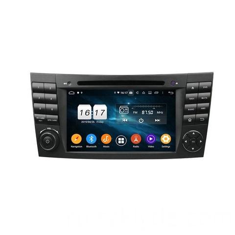 Магнитола Mercedes E-класс CLS W219 2004-2010 Android 8.1 IPS DSP модель KD 7010PX5