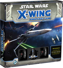Star Wars. X-Wing: The Force Awakens Core