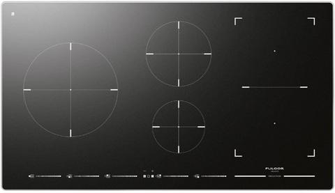 Индукционная варочная панель Fulgor-Milano FSH 905 ID TS BK