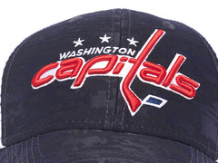 Бейсболка NHL Washington Capitals (размер L)