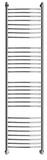 Богема-1 200х60 Водяной полотенцесушитель  D41-206