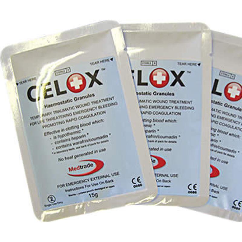 Celox Granules (Целокс, Селокс в гранулах, порошок, 15 грамм)