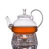 Стеклянный заварочный чайник 800 мл