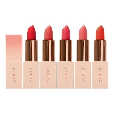 Помада Peach C Easy Matte Lipstick 3.6g