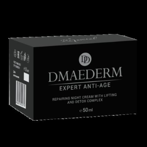 DMAEDERM EXPERT ANTI-AGE крем для лица ночной восстанавливающий