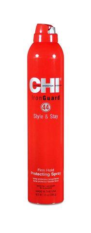 Спрей CHI 44 Iron Guard Термозащита Сильной Фиксации, 284 г