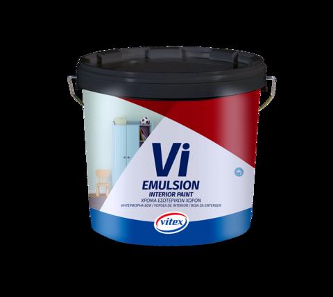 Интерьерная краска на водной основе для стен и потолков Vi