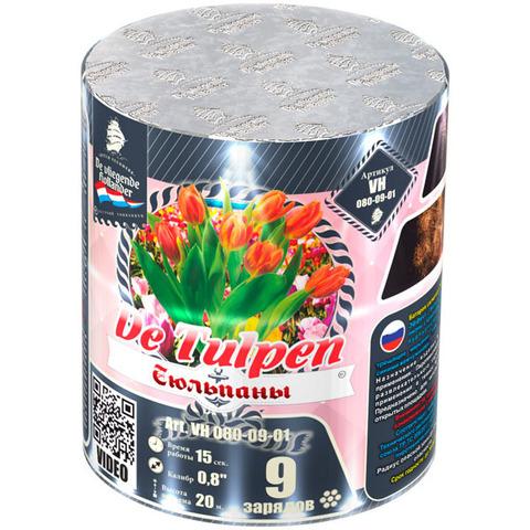 Фейерверк VH080-09-01 Тюльпаны / Tulpen (0,8