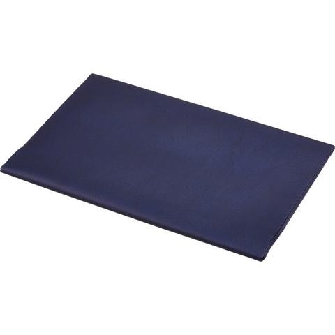 Скатерть одноразовая Aster Creative бумажная ламинированная 120x200 см синяя