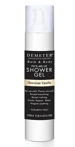 Гель для душа «Гавайская ваниль» от Demeter