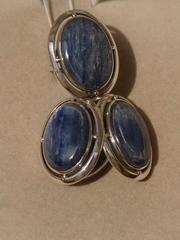 Тесса  (кольцо + серьги из серебра)