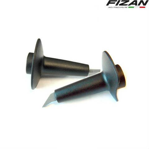 Наконечник с кольцом 35 мм с твердосплавным острием Fizan Италия