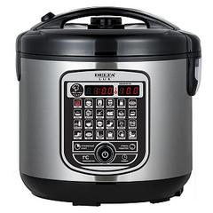 Мультиварка 900 Вт, 5 л, 25 программ DELTA LUX DL-6523 + книга рецептов