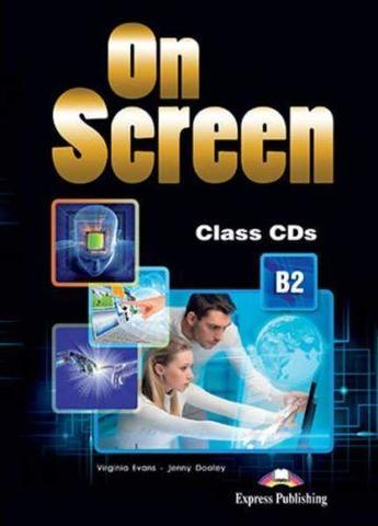On Screen B2. Class CD's (set of 3) REVISED. Аудио CD для работы  в классе (3 шт).