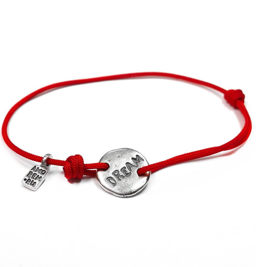 Dream Bracelet, sterling silver