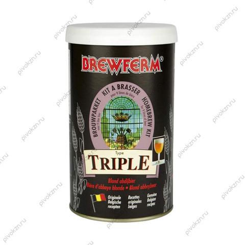 Солодовый экстракт Brewferm TRIPLE 1,5 кг