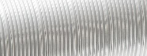 Воздуховод DEC Stretchdec 102 белый (3метра)