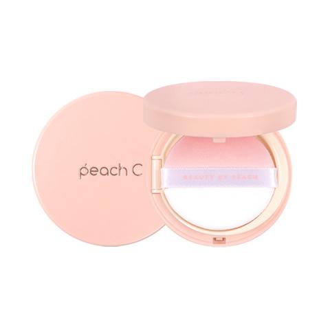 Кушон Peach C Honey Glow Cover Cushion 15g