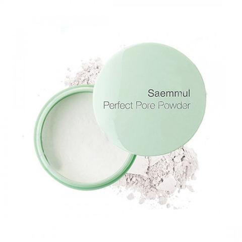 Пудра рассыпчатая Saemmul Perfect Pore powder 5гр