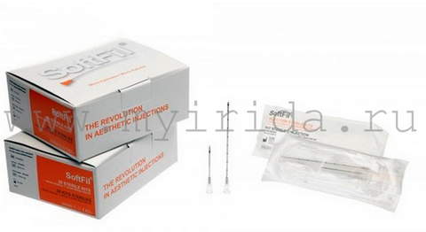 Канюли для контурной пластики 27G/40/ХL (шт.)