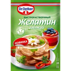 ЖЕЛАТИН DR.OETKER ГОВЯЖИЙ 20ГР