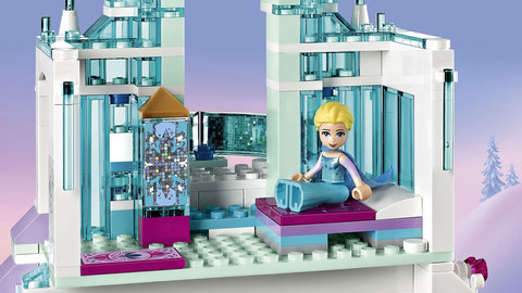 LEGO Disney Princess: Волшебный ледяной замок Эльзы 41148 — Frozen: Elsa's Magical Ice Palace — Лего Принцесса Дисней Холодное сердце — Лего Принцессы Диснея