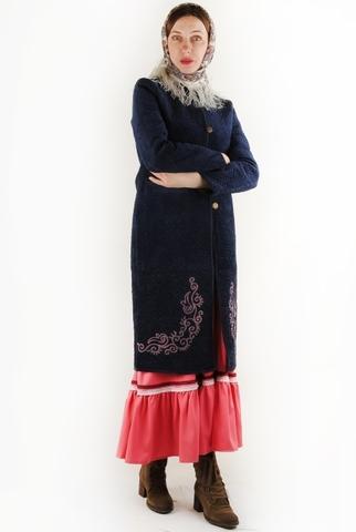 Чапан , пальто женское