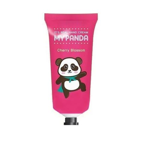 Крем для рук Urban Dollkiss It's Real My Panda Hand Cream #02 CHERRY BLOSSOM 30гр