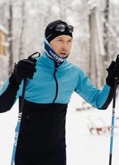 Утеплённая лыжная куртка Nordski Premium Breeze-Black 2020