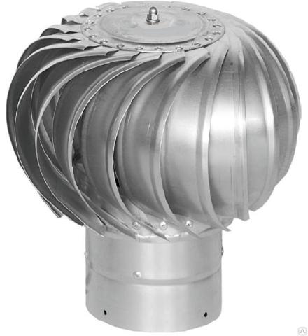 Турбодефлектор крышный ТД-100 оцинкованный