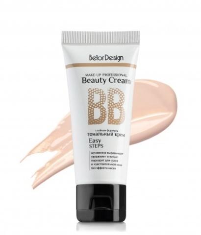 BelorDesign Beauty cream Тональный BB крем тон 101 32г