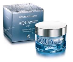 Увлажняющий крем для комбинированной и жирной кожи (Bruno Vassari | Aqua Genomics | Sorbet Light), 50 мл