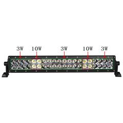 """Фара Aurora 50"""" комбинированного белого света ALO-D1-50-P4BT"""