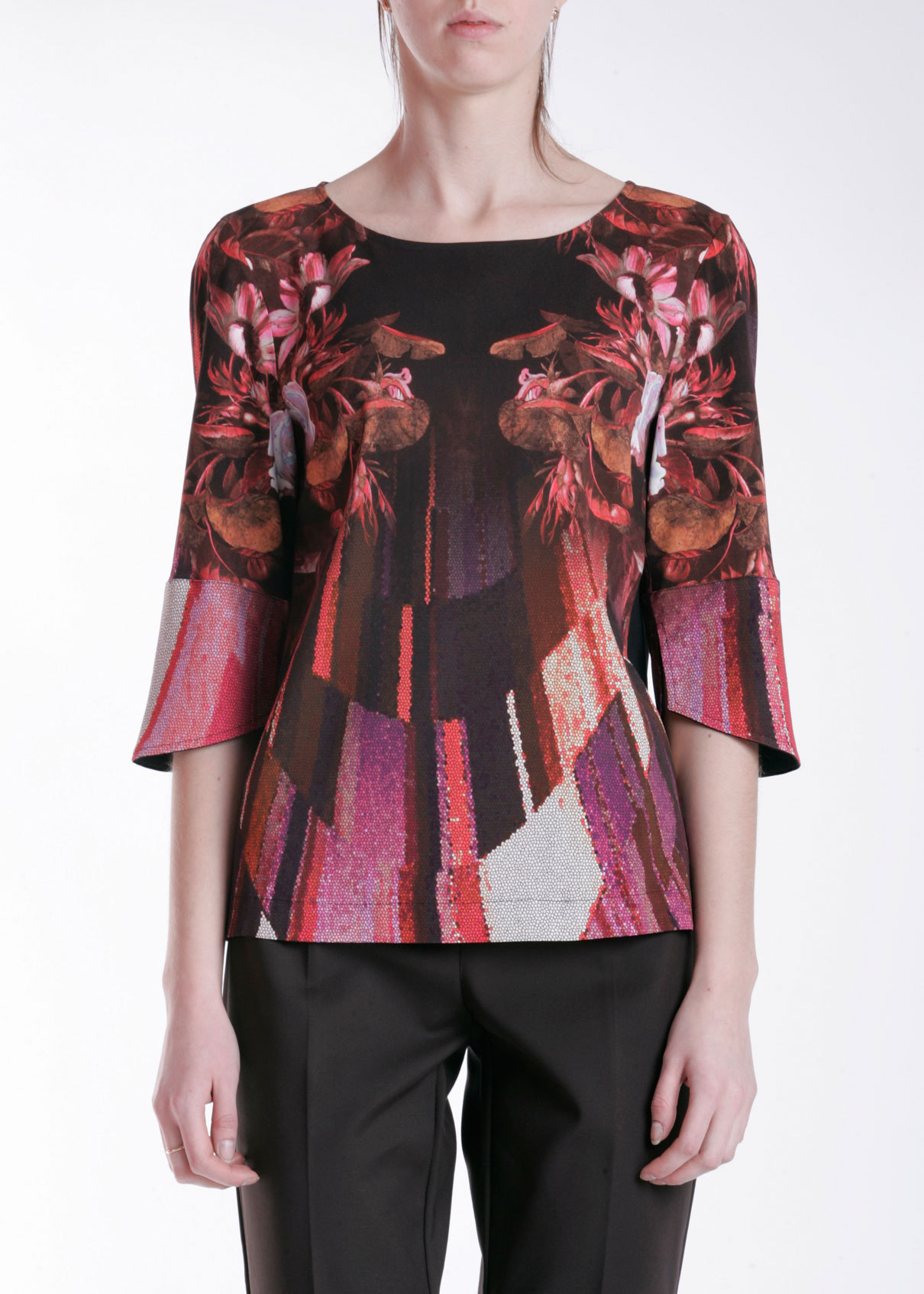 Блуза CAVALLI CLASS