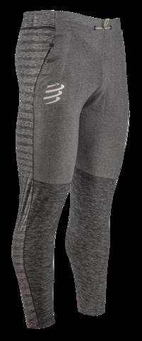 Бесшовные Спортивные штаны Серый