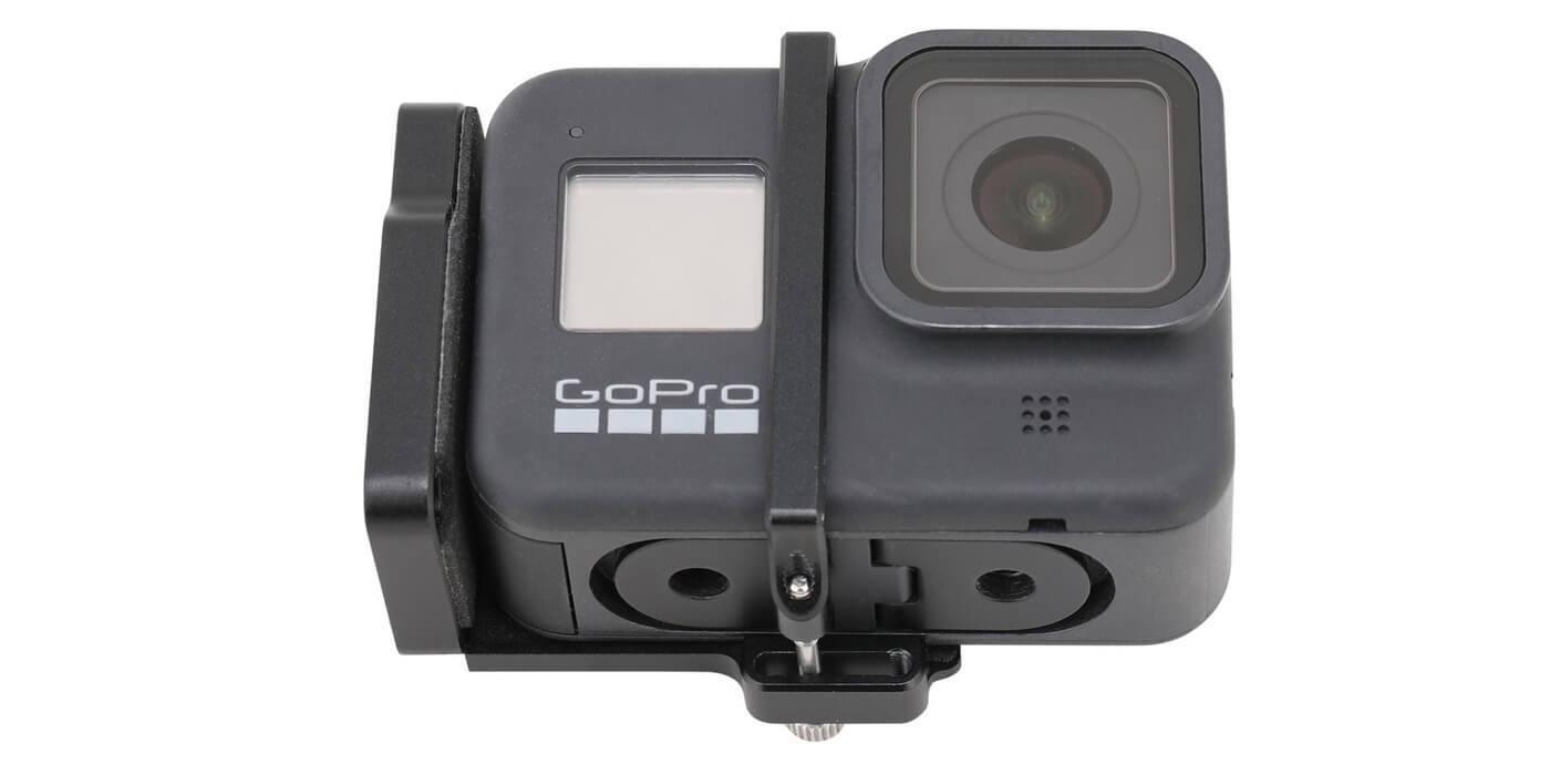 Рамка-переходник на GoPro HERO8 для Feiyu Vimble 2A с камерой