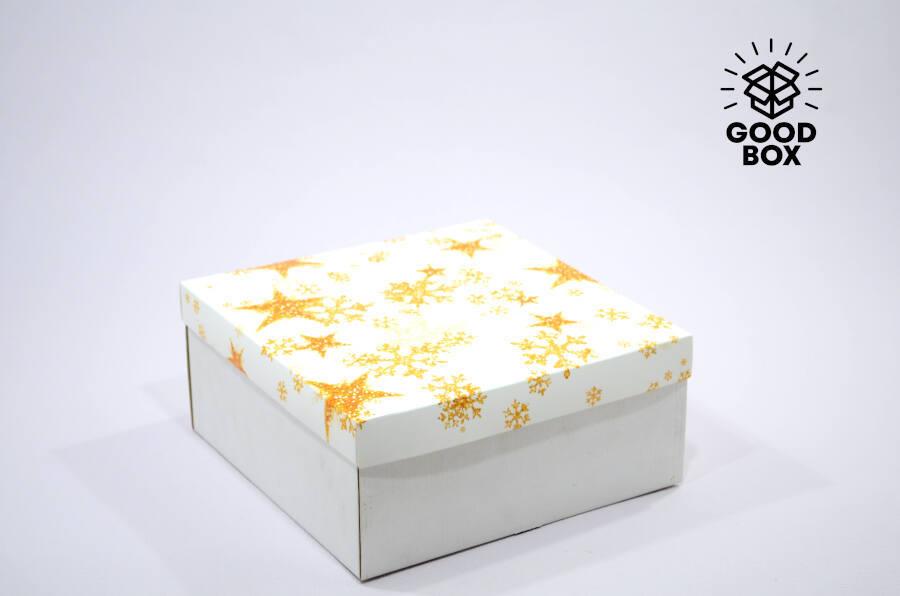 Необычные новогодние коробки купить с доставкой