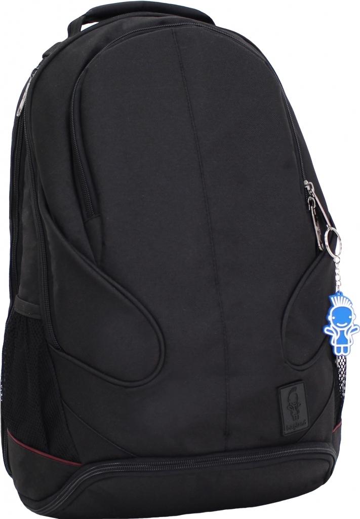 Рюкзаки для ноутбука Рюкзак для ноутбука Bagland Рюкзак ZOOTY 24 л. Чёрный (00531662) c9571bae638b1e00f6ce64325c44c285.JPG