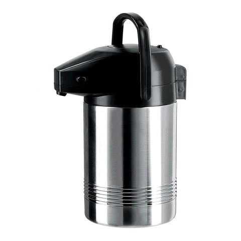 Термос Emsa President с пневмонасосом (2 литра), стальной