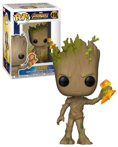 Angry Groot Funko Pop! Vinyl Figure || Грут