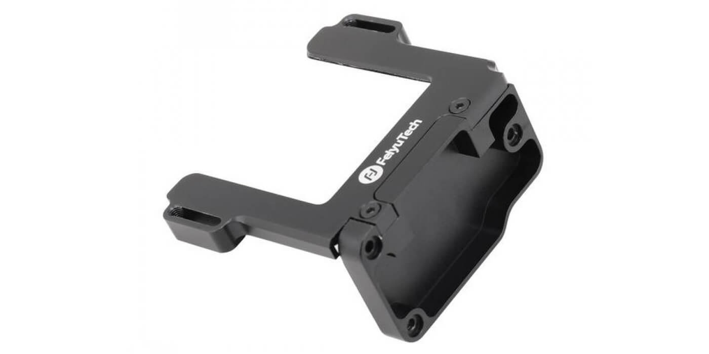 Рамка-переходник на GoPro HERO8 для Feiyu Vimble 2A вид снизу